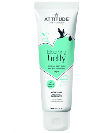 ATTITUDE | Blooming Belly | Natural Body Wash