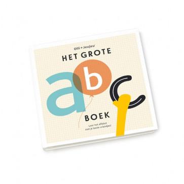 Olli+Jeujeu | Het Grote ABC-Boek