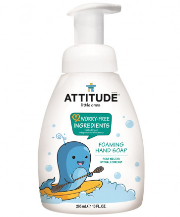 ATTITUDE | Little Ones | Handzeep | Pear Nectar | 295ml
