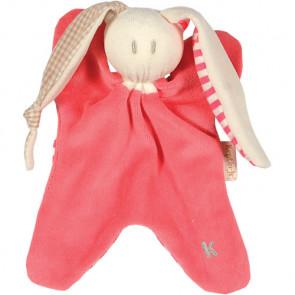 Keptin-Jr | Knuffeldoekje | Toddel | Coral