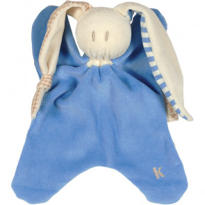 Keptin-Jr | Knuffeldoekje | Toddel | Cornflower