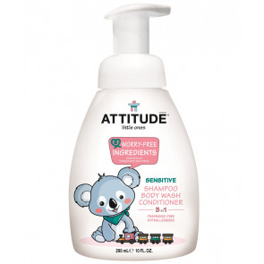 ATTITUDE | Little Ones 3in1 | Parfumvrij | 300ml