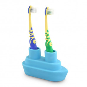 J-me | Tandenborstelhouder | Boot | Blauw