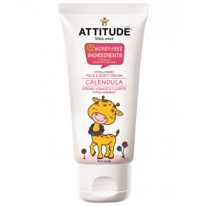 ATTITUDE | Little Ones | Calendula Creme | 75ml