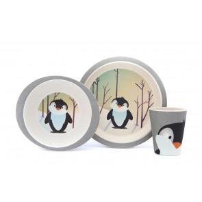 Yuunaa | Kinder Servies | Pinguïn