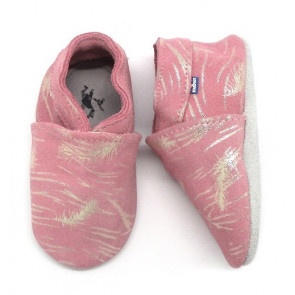 BabySoft | Roze | Feather