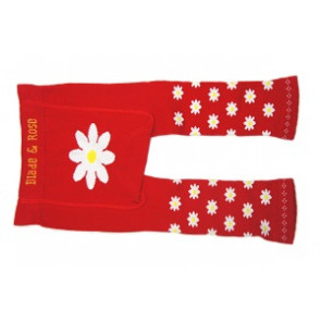 Blade & Rose | Legging | Red Daisy