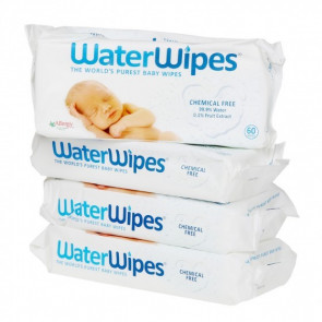 WaterWipes | Billendoekjes | 4-pack